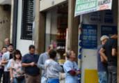 Fechamento de lotéricas limita pagamento de benefícios | Agência Brasil