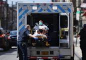 Nova York registra recorde de 630 mortes em um dia | AFP