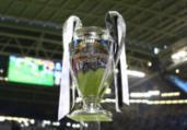Uefa define data limite para final da Liga dos Campeões     AFP