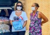 Movimento social arrecada doações no combate à Covid-19   Divulgação
