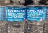 Operação identifica comercialização irregular de álcool | Divulgação