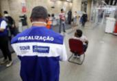 Agências bancárias de Salvador são interditadas | Bruno Concha | Secom