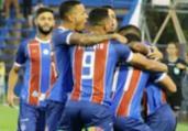 Bahia é o 2º time com mais troca de atletas na série A   Divulgação   EC Bahia