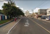 Obra interrompe abastecimento de água no Cabula | Google Street View