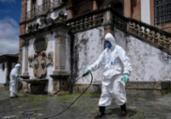 Brasil registra 299 mortes e 7.910 casos por Covid-19 | AFP