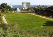 Campo de futebol é interditado por descumprir decreto   Eduardo Martins   Ag. A TARDE