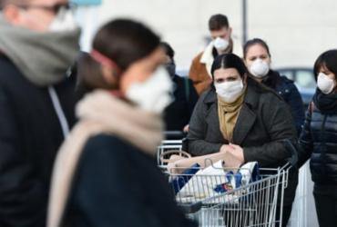 Covid-19: quarentena na Itália será prorrogada até 13 de abril | Miguel Medina | AFP