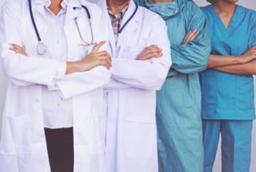 Servidores de saúde denunciam falta de EPI's para atuar | Reprodução