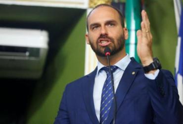 Eduardo Bolsonaro quer médica defensora da cloroquina no lugar de Mandetta, diz coluna | Rafael Martins | Ag. A TARDE
