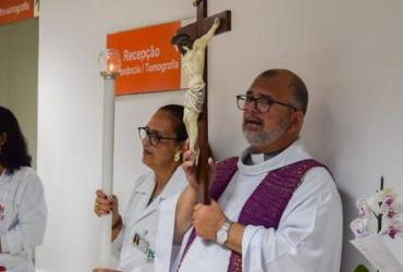 Sacerdote da Arquidiocese de Salvador é internado com diagnóstico de coronavírus | Divulgação