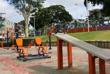 Prefeitura retira quatro academias ao ar livre para evitar aglomerações | Divulgação