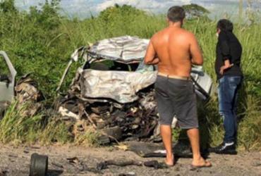 Homem morre em acidente na BR-116 Norte em Feira de Santana |