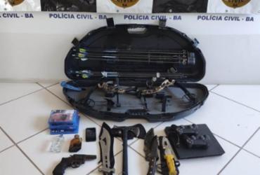 Adolescente é apreendido por suspeita de homicídio em Vera Cruz | Divulgação | Polícia Civil