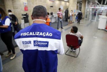 Agências bancárias de Salvador são interditadas por descumprir decreto municipal | Bruno Concha | Secom