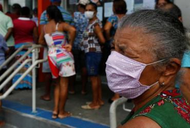 MP recomenda que bancos e lotéricas de Candeias tenham quantidade de clientes limitada | Rafael Martins | Ag. A TARDE