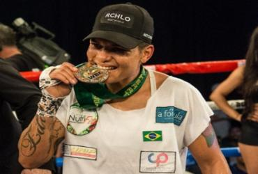Medalhista olímpica muda rotina e 'nocauteia' o isolamento | Divulgação