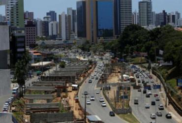 BRT altera itinerário de ônibus na via marginal da Av. ACM | Joá Souza | Ag. A TARDE
