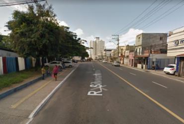 Serviço da Embasa interrompe abastecimento de água na região do Cabula | Google Street View