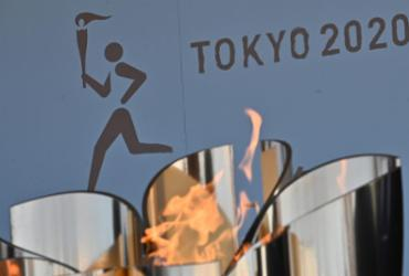 Tocha olímpica ficará exposta em cidade atingida por terremoto |