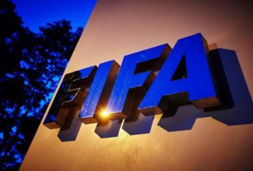 Conmebol pede à Fifa fundo global de ajuda contra crise do coronavírus | Michael Buholzer | AFP