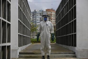 Brasil tem mais de 66 mil mortes por coronavírus até a tarde desta terça, aponta levantamento | Rafael Martins | Ag. A TARDE
