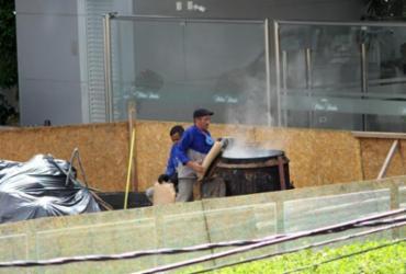Moradores denunciam obra em edifício no Corredor da Vitória | Pedro Cavalcante | Cidadão Repórter