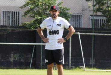 Ídolo do Vitória, Ramon é apresentado como técnico do Vasco em videoconferência | Carlos Gregório | Vasco da Gama