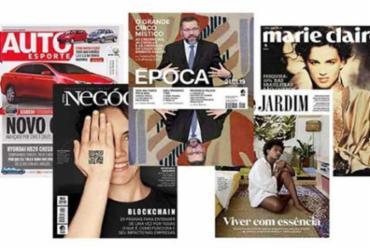 Editora Globo suspende edições impressas |