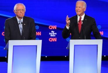 Bernie Sanders desiste da corrida à Casa Branca | Saul Loeb | AFP