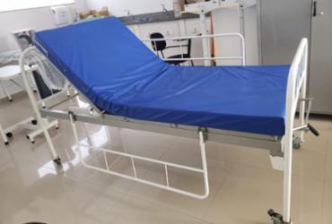 Instituição de ensino empresta leitos para hospital de Eunápolis