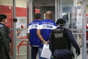 Trinta agências bancárias são notificadas por organização de filas | Bruno Concha | Secom