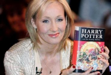 Autora de Harry Potter, J.K. Rowling teve sintomas do coronavírus | Divulgação