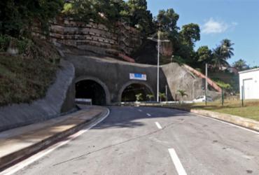 Tráfego da ligação Lobato-Pirajá é liberado para veículos | Paula Fróes | GOVBA