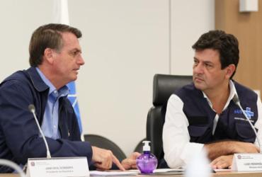 Bolsonaro diz faltar humildade a Mandetta; ministro diz que apenas trabalha | Isac Nóbrega | PR