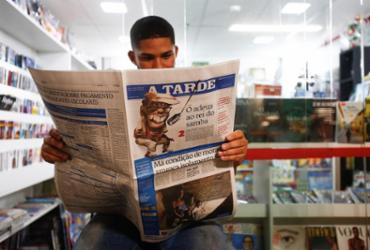 No Dia do Jornalista, o lado bom do corona: fake news perderam | Laryssa Machada | Ag. A TARDE | 31.3.2020