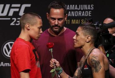 Namajunas desiste do UFC 249 e deixa Jéssica Andrade sem oponente | Divulgação | UFC