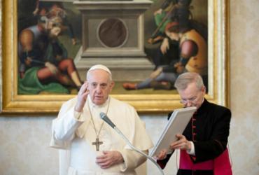 Papa adia para outubro a coleta de 29 de junho para obras de caridade |