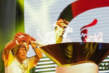 Paraquedista mais velha do mundo, Vovó Iaiá morre aos 110 anos   André Luiz Mello   Rio 2016