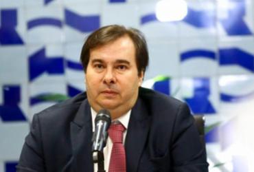 Maia diz que Bolsonaro vai manter Mandetta porque 'trabalha muito com popularidade' | Marcelo Camargo | Agência Brasil