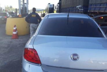 Trio responsável por roubo de carro em Salvador é capturado na BR-324 | Divulgação | PRF