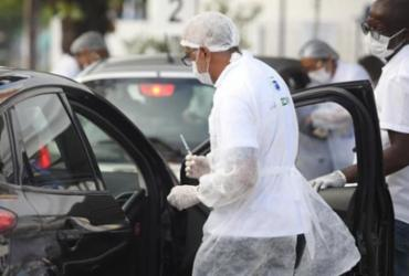 Mais de 20 postos oferecem vacina contra gripe nesta quinta; drive thru não funciona | Felipe Iruatã | Ag. A TARDE