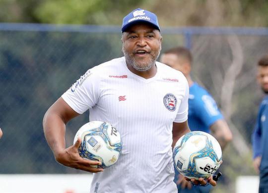 Roger Machado completa um ano no Bahia e faz história ao igualar feito de Arturzinho | Felipe Oliveira | EC Bahia