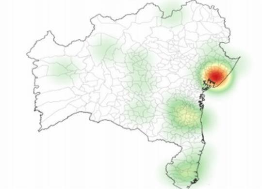 Estudo prevê que 1,1 milhão de baianos terão Covid-19 até maio | Uefs | Reprodução