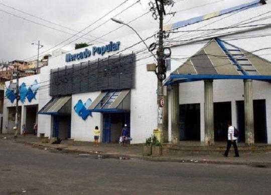 Mercado do Peixe tem acesso restrito a partir deste domingo | Luciano da Matta | A TARDE