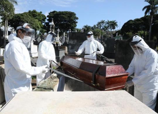 Bahia registra mais dois óbitos por Covid-19; total chega a 13 mortes | AFP