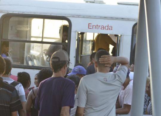 MP recomenda medidas de combate ao coronavírus em transportes públicos | Shirley Stolze | Ag. A TARDE