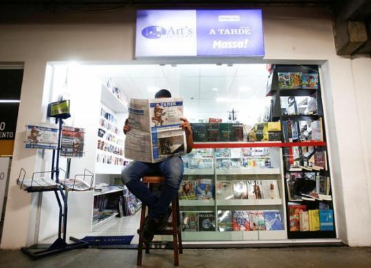 Proteja-se contra as fake news em tempos de coronavírus | Laryssa Machado | Ag. A TARDE