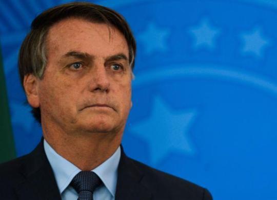Bolsonaro diz que vírus é como chuva: 'Você vai se molhar, mas não morrer afogado' | Marcello Casal Jr. | Agência Brasil