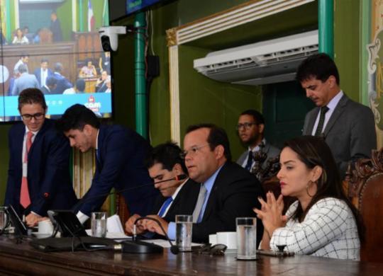 Presidente da Câmara e mais 11 vereadores trocam de partido | Antonio Queirós | CMS