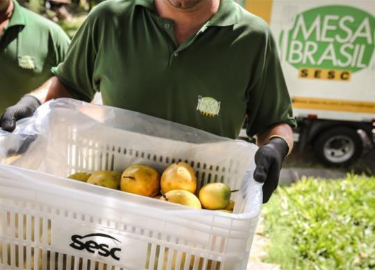 Programa combate a fome em comunidades   Divulgação   fecomercio-rs.org.br